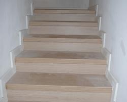 David Raspaud - Blanzat - Rénovation + création d'un étage sous rampant