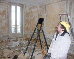 David Raspaud - Blanzat - Transformation et rénovation de deux appartements en un