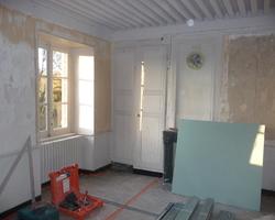 David Raspaud - Blanzat - Rénovation d'un chateau