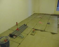David Raspaud - Blanzat - Rénovation du sol au plafond d un appartement